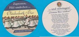 Paulaner Brauerei Gruppe München ( Bd 2304 ) - Bierdeckel