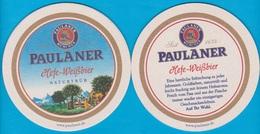 Paulaner Brauerei Gruppe München ( Bd 2306 ) - Bierdeckel
