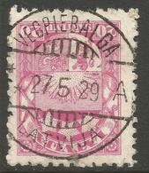 LATVIA. 1923. POSTMARK VECPIEBALGA. USED. - Latvia