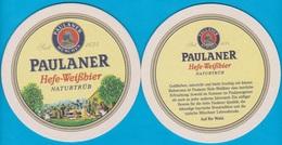 Paulaner Brauerei Gruppe München ( Bd 2307 ) - Bierdeckel