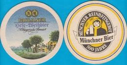 Paulaner Brauerei Gruppe München ( Bd 2309 ) - Bierdeckel