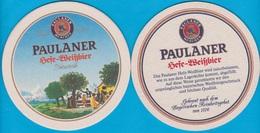 Paulaner Brauerei Gruppe München ( Bd 2311 ) - Bierdeckel