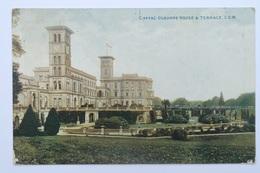 CPA Osborne House & Terrace IOW - Couleur 1912 - TOR21 - Angleterre