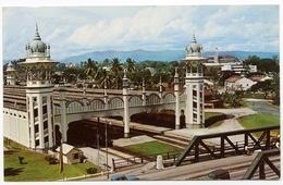 MALAYSIA : KUALA LUMPUR RAILWAY STATION, 1950s - Malaysia