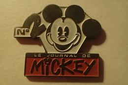 DISNEY - LE JOURNAL DE MICKEY N°2000 Rouge - Disney