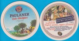 Paulaner Brauerei Gruppe München ( Bd 2312 ) - Bierdeckel