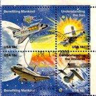 USA #1914   -  SPACE ACHIEVEMENT - USED - Etats-Unis