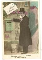 1556 - Bonne Année - Homme - New Year