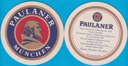 Paulaner Brauerei Gruppe München ( Bd 2314 ) - Bierdeckel