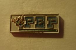 Pin S PEP Pupilles De L'Enseignement Public - Associations