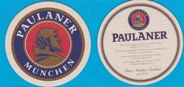 Paulaner Brauerei Gruppe München ( Bd 2316 ) - Bierdeckel