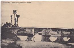 Portugal- Alpiarça -a Ponte - Santarem