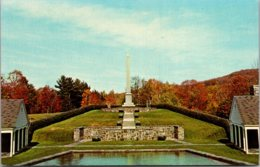 Vermont Sharon Prophet Joseph Smith Birthplace Memorial - United States