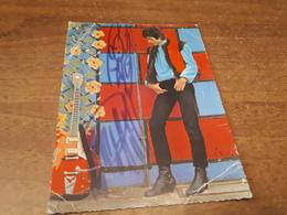 Postcard - Michel Polnareff     (V 33984) - Music And Musicians