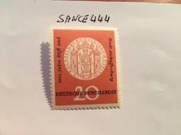 Germany Aschaffenburg Millennium 1957 Mnh - [7] Federal Republic