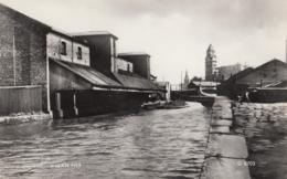 BK83. Vintage Postcard. Wigan Pier And Canal. Lancashire - Altri