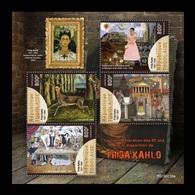 Togo 2019 Mih. 9805/08 Paitnings Of Frida Kahlo MNH ** - Togo (1960-...)