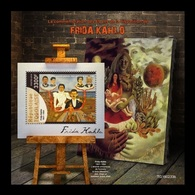 Togo 2019 Mih. 9809 (Bl.1742) Paitnings Of Frida Kahlo MNH ** - Togo (1960-...)