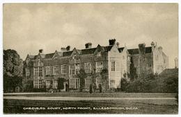 ELLESBOROUGH : CHEQUERS COURT, NORTH FRONT - Buckinghamshire