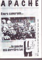 Fanzine : Apache - Numero 11 - 1997 Punk Alternatif - Informations Générales