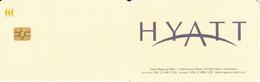 Hotel  Key. Azerbaijan. Baku. Hotel HYATT . R - Russia