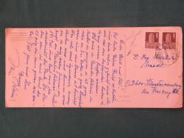 "Hungary 1961 Postcard ""Balaton Lake"" To Germany - Hungary"