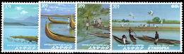 Ethiopia 1972 Ethiopian River Craft Unmounted Mint. - Ethiopia