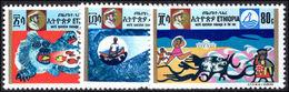 Ethiopia 1973 Sea Pollution Unmounted Mint. - Ethiopie