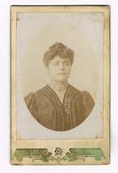 Photo De Femme - Avnat 1900 (Désirée Piéfort) - Photographie