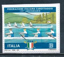 °°° ITALIA 2018 - FEDERAZIONE ITALIANA CANOTTAGGIO °°° - 6. 1946-.. Repubblica
