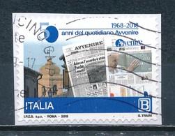 °°° ITALIA 2018 - QUOTIDIANO AVVENIRE °°° - 6. 1946-.. Repubblica
