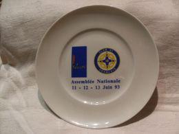 Petite Assiette Club 41 - Juin 1993 - Céramiques