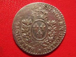 France - 1/20 écu 1766 A Paris Louis XV - A De Paris Peut-être Regravé, Belle Qualité 2895 - 987-1789 Royal