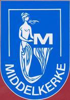 Sticker Autocollant Middelkerke Meermin Mermaid Zeemeermin Sirene Aufkleber Adesivo - Autocollants