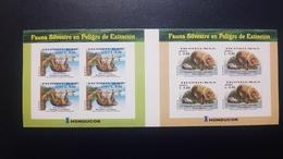 O) 2004 HONDURAS, PROOF, SLOTH BEAR -BRADYPUS VARIEGATUS SCT 1163, MNH - Honduras