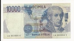 Italy 10000 Lire 1984 VF - [ 2] 1946-… : République