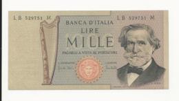 Italy 1000 Lire 1969 Almost UNC - [ 2] 1946-… : République