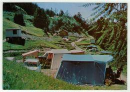 Suisse // Schweiz // Valais // Haute-Nendaz, Le Camping - VS Valais