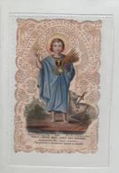 Image Religieuse Canivet Voici Jésus Avec Tous Ses Trésors Bouasse Lebel - Andachtsbilder