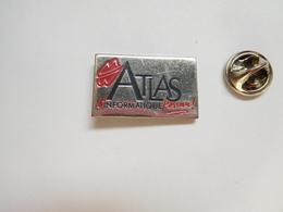 Beau Pin's , Atlas L' Informatique Passion - Computers