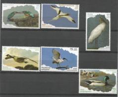 Cuba 2016 Water Birds 6v + S/S MNH - Cuba