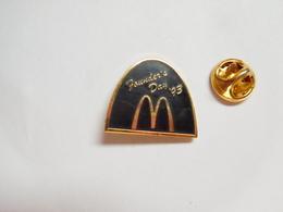 Beau Pin's , McDonald's , McDo , Founder's Day 93 - McDonald's