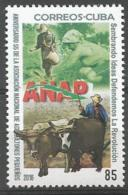 Cuba 2016 55th Anniversary Of National Small Farmers(ANAP) 1v MNH - Agricultura