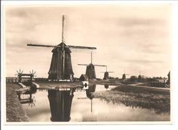 G254.10 Molen. Alkmaar. Mühle-Mill-Moulin. Esperanto - Ganzsachen