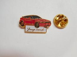 Beau Pin's En Relief , Auto Alfa Romeo SZ , Garage Carnot - Alfa Romeo