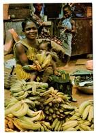 Market Scene In Ghana - Ghana - Gold Coast
