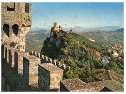 (ED 75) San Marino - Three Towers - San Marino