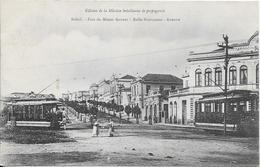 Brésil - Etat De Minas Geraes - Bello Horizonte - Avenue - Belo Horizonte