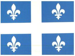 (ED 70) Canada - Flag Of Quebec (with Polar Bear Stamp) - Quebec