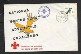 S.Africa, Senior Scout Adventure, Cedarberg, CLAN WILLIAM 29 XII 70 - South Africa (1961-...)